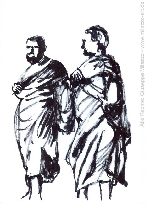 Sophokles und Aischines