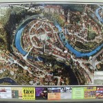 Stadtplan von Krumau