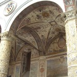 Palazzo Vecchio, Eingangsbereich