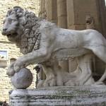 Die Kugel aus dem Wappen der Medici