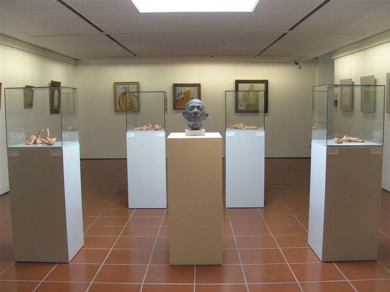 im Gulbranssonmuseum
