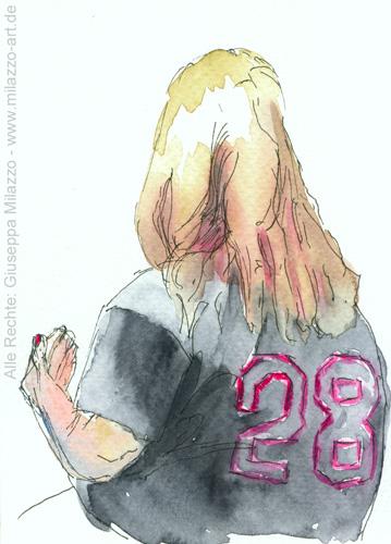 Das Mädchen mit der Nr. 28