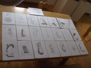 Riccardos Zeichnungen