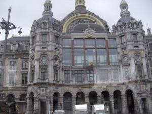 Bahnhof von Antwerpen